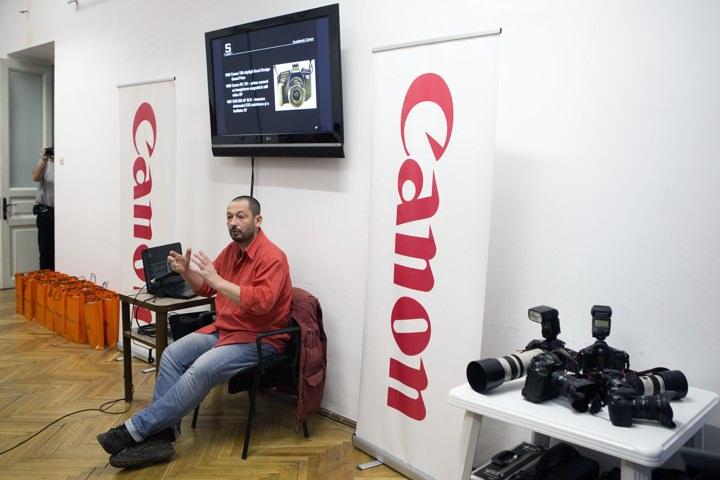 Lansare-Academia-Canon-Dan-Besliu