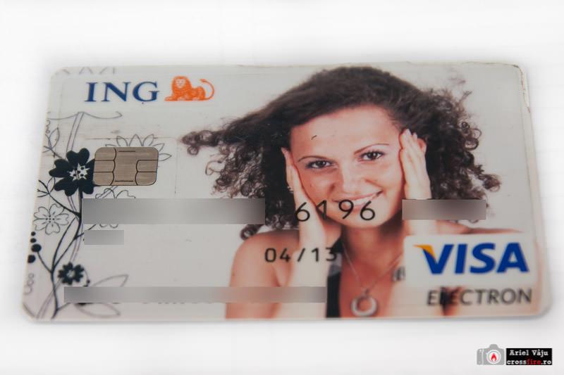 Foto card ING
