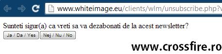 white image fail germană engleză română