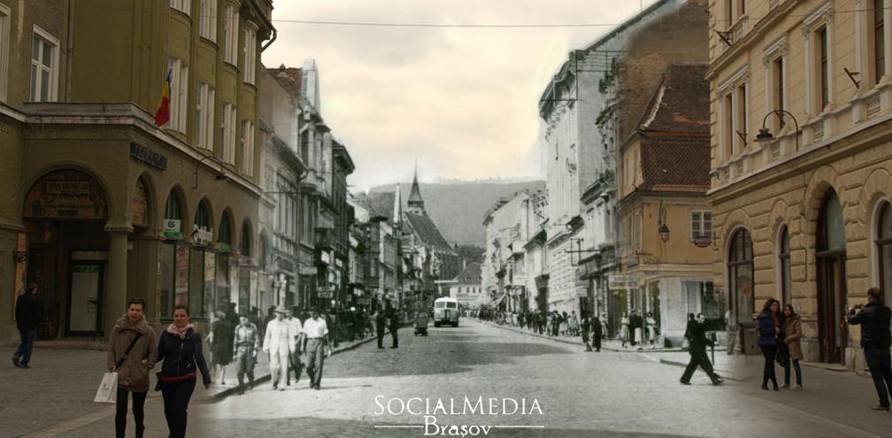 brasovul-atunci-acum-strada-republicii