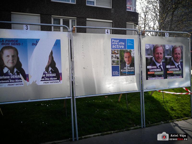 Paris - 2014 - accentul pe candidat !